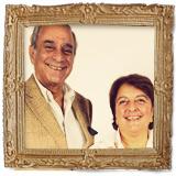 Portrait: Youmna and Tony