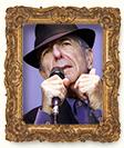 Portrait: Leonard Cohen