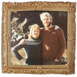 Portrait: Nancy and Pertti